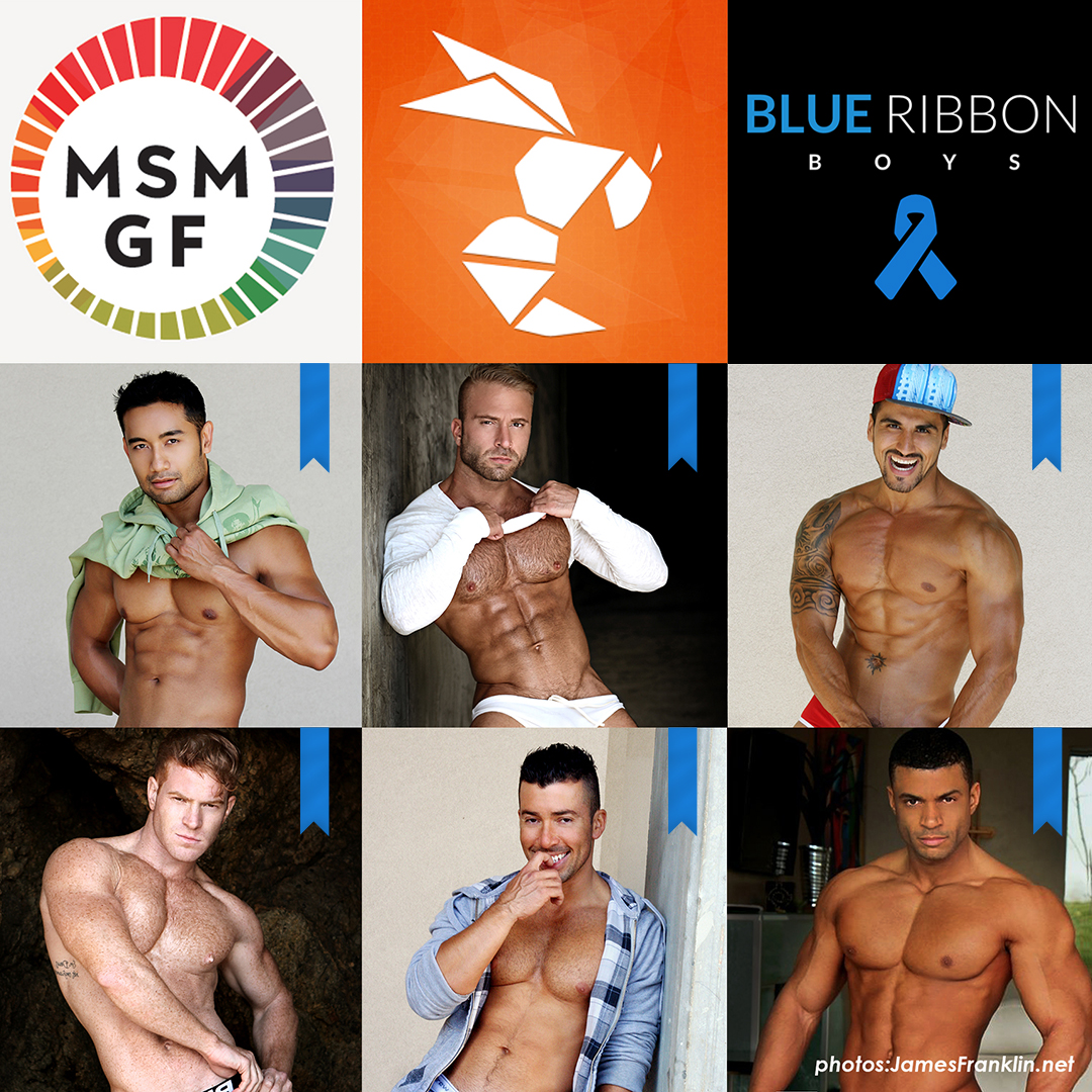 MUSCLE GAY HIV