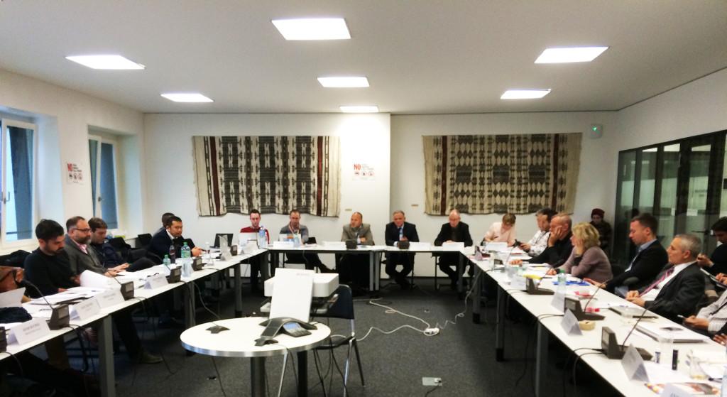 platform meeting