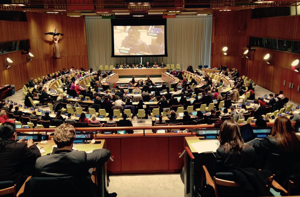 United Nations HLM Political Declaration Zero Draft ...