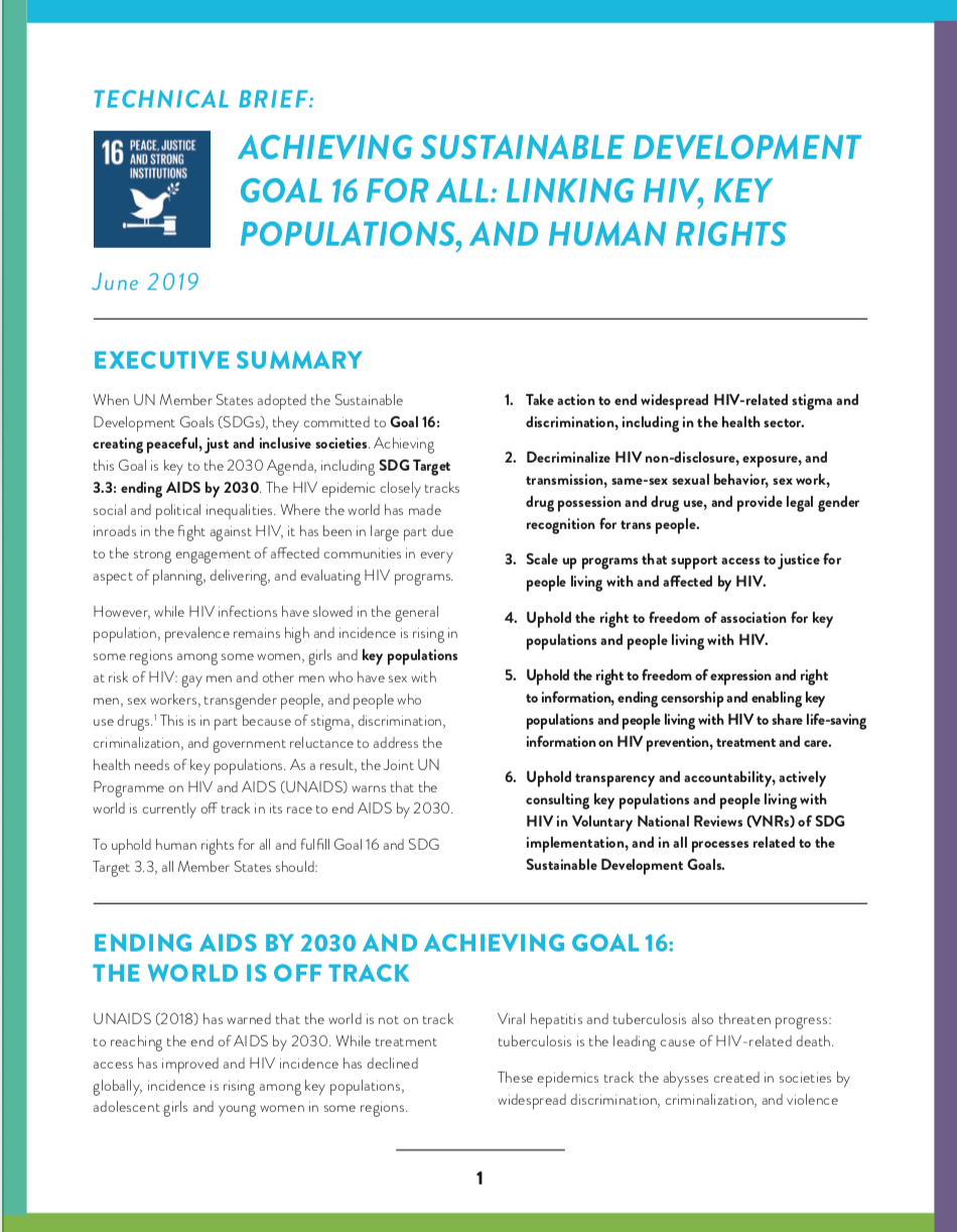 Publications - MPact Global Action